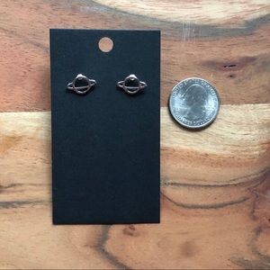 Jewelry - Planet Saturn 🪐 Earrings 💕 3 for $15 💕